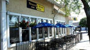 seaside pub on main closes